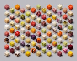 Cubes by Lernert & Sander