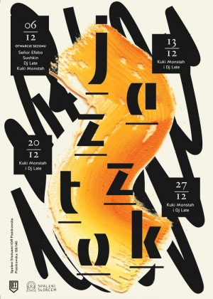 Jazztko – DJ set poster