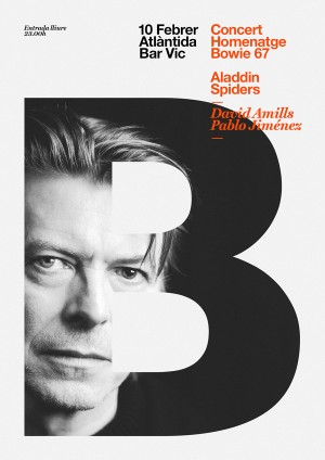 David Bowie byQuim Marin