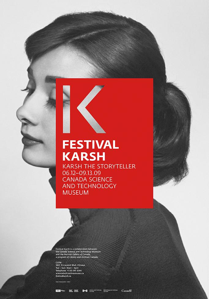 Festival Karsh / Branding by Charley Massiera