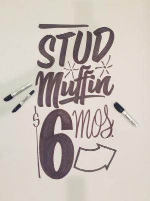 STUD MUFFIN by Bob Ewing