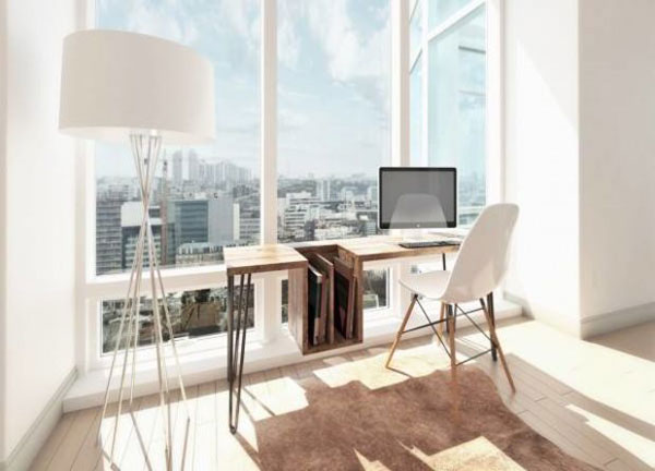 Workspaces inspiration for graphic designers