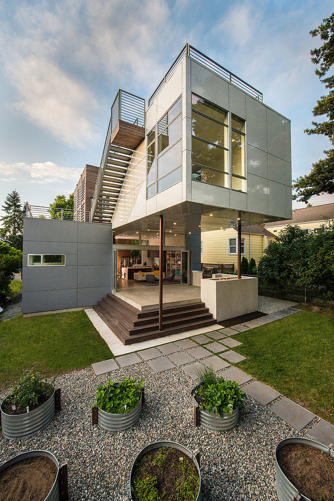 Lark Residence by Stephenson Design Collective