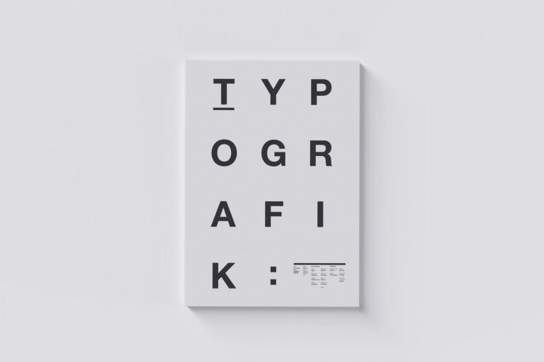 Matthew Benkert  — TYPOGRAFIK