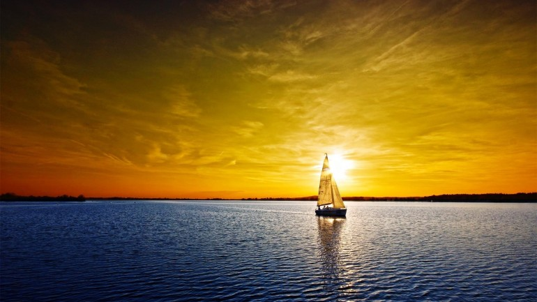 Seascape Sunset – Photography Wallpapers
