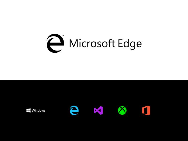 Microsoft Edge Logo Redesign http://on.be.net/1JWzFbc