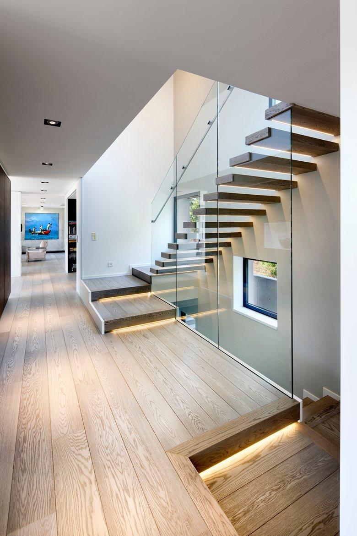 Villa Pruhonice, Prague, 2014 – Jestico + Whiles #staircase