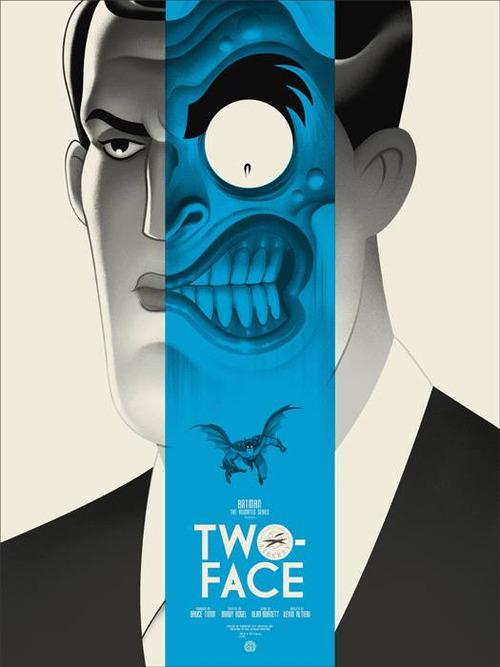 BATMAN '66 and BATMAN: THE ANIMATED SERIES Mondo Posters