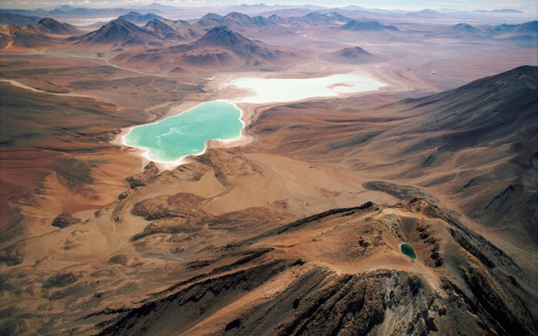Bolivian Landscape – Photography Wallpapers