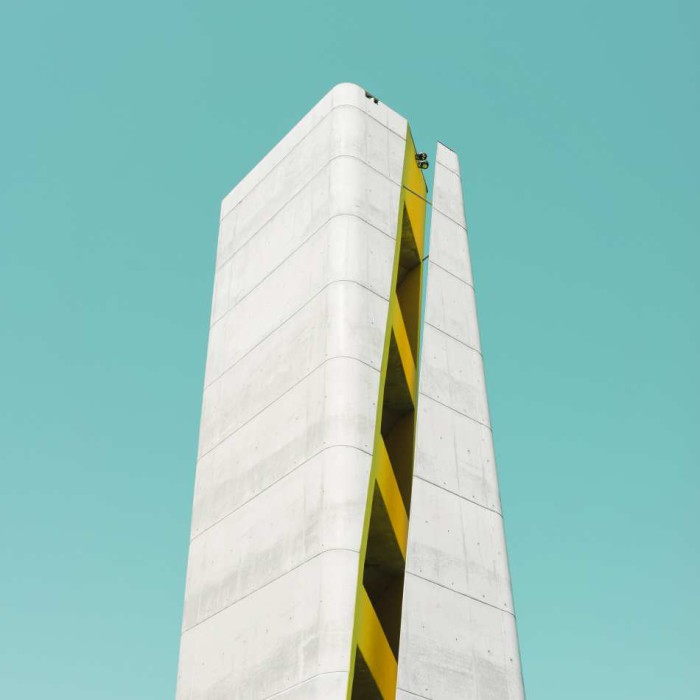 Colorful Architectural Photographs by Matthias Heiderich