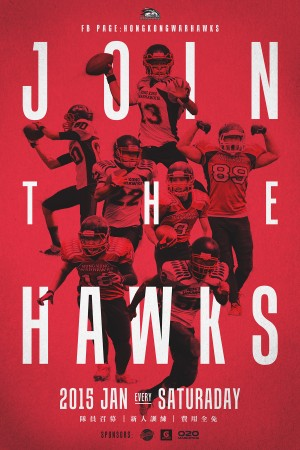 Join The Hawks Photo by :: Lampson Digital art by :: Lampson