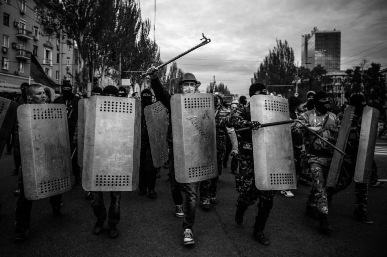 East Ukraine – Donetsk, Sloviansk by Kalel Koven