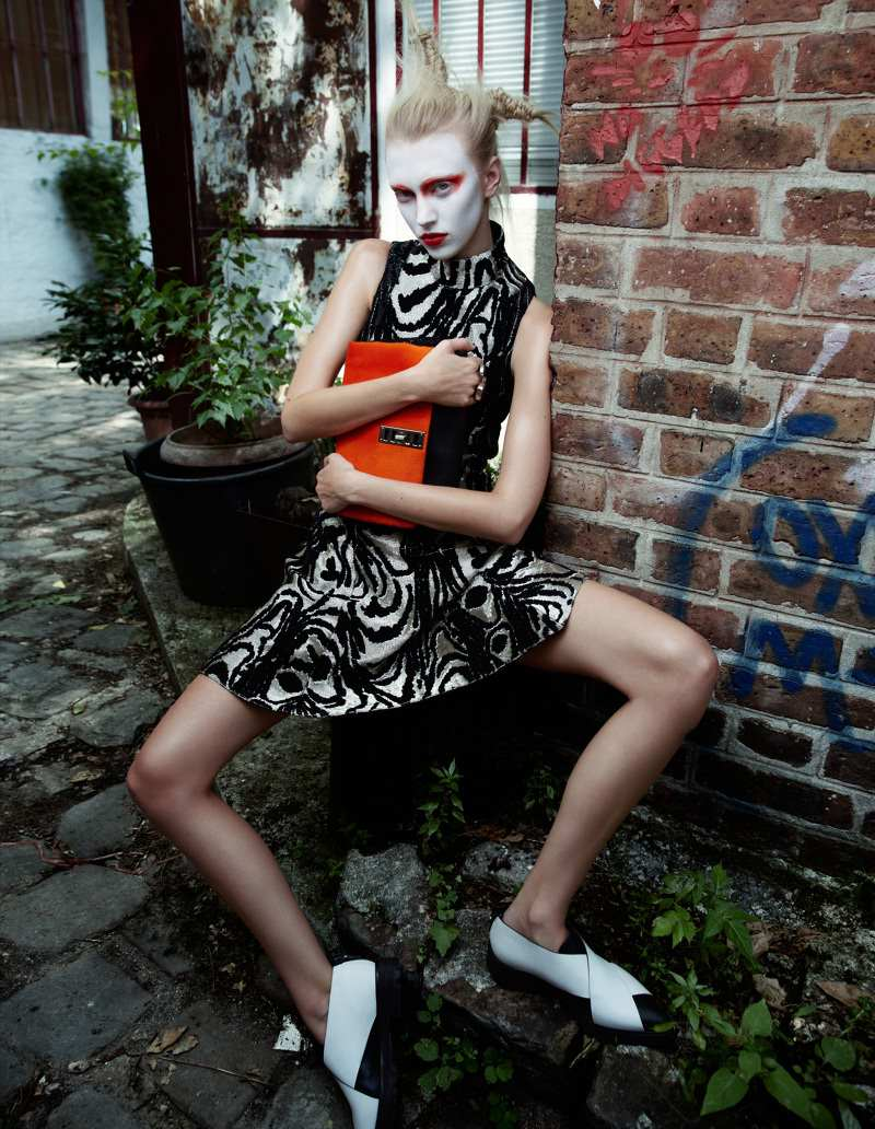 Fashion Photography by Benjamin Vnuk