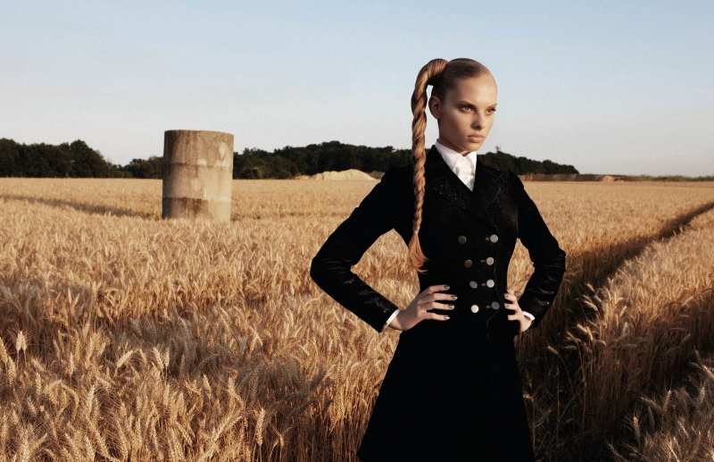 Fashion Photography by Paul Empson