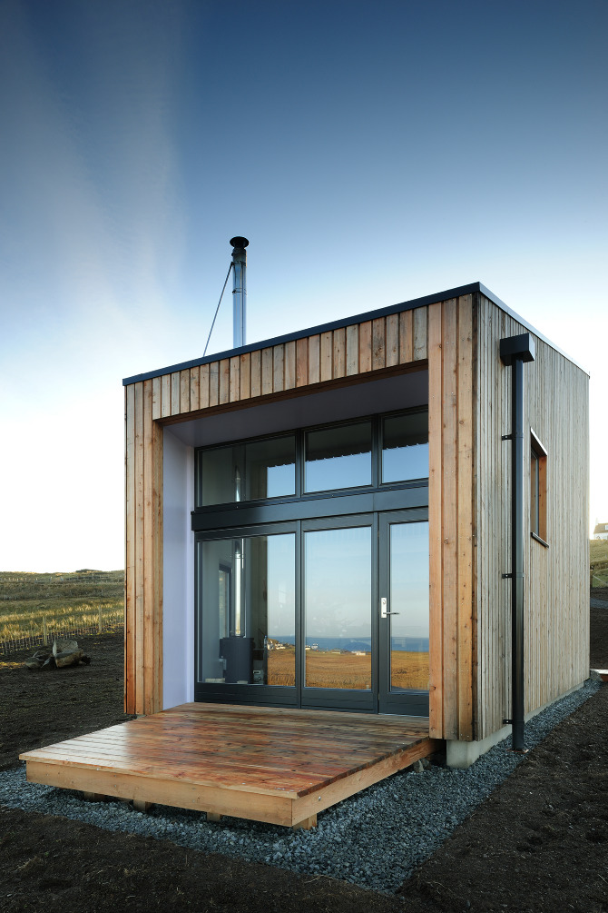 Kendram – Turf House – Rural Design Architects – Isle of Skye and the Highland ...