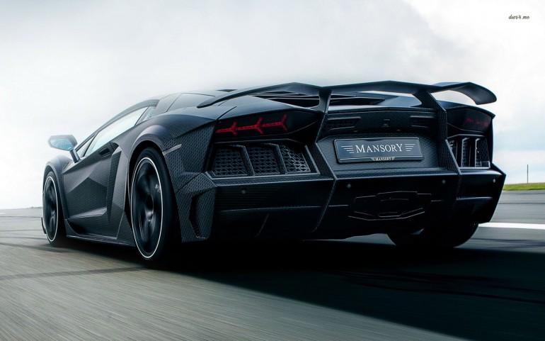 Mansory Lamborghini Aventador – Photography Wallpapers
