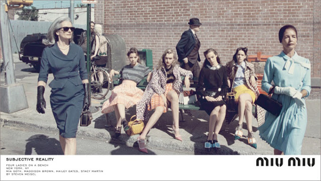 Miu Miu Fall Winter Campaign by Steven Meisel | Photographist