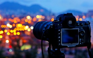 Night Bokeh Background – Photography Wallpapers