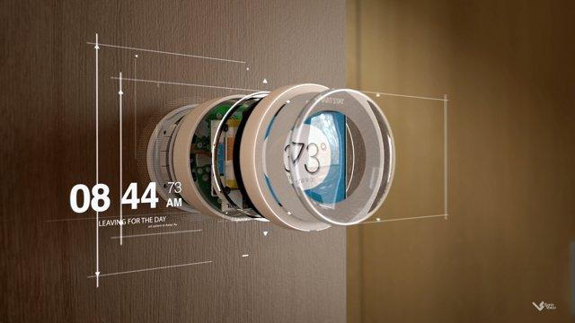"""Telit """"Internet Of Things"""": VFX + Motion Graphics Breakdown"""