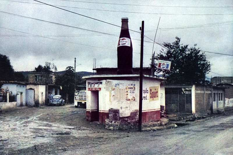 Vintage Photography by Bernard Plossu