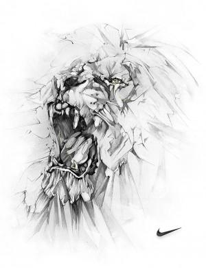 NIKE LION