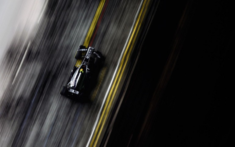 Aerial View of Formula 1 – Photography Wallpapers