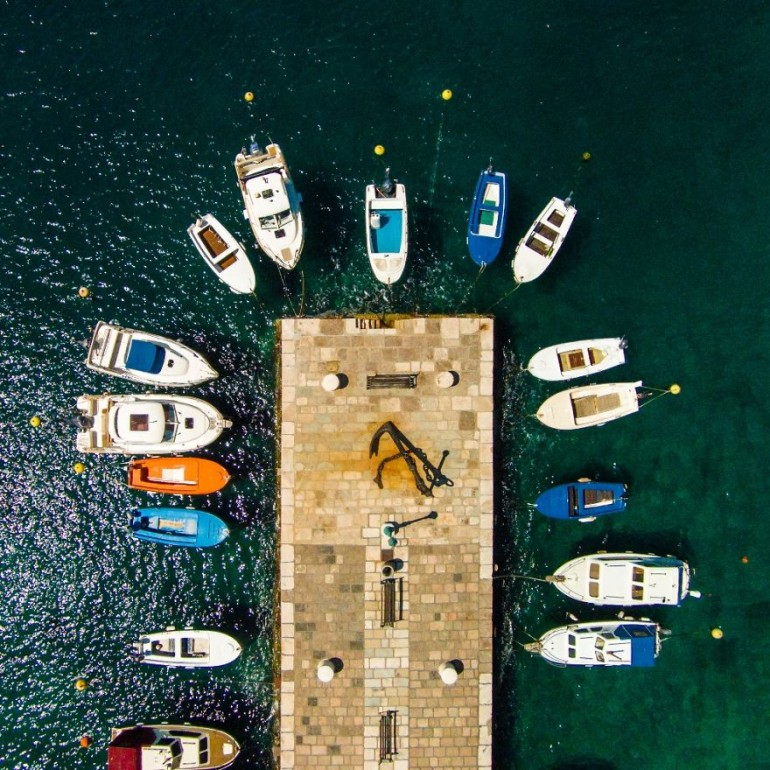 Amazing Drone Photographs by Karolis Janulis