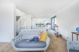 Cedar Lodge: contemporary timber & zinc clad houses