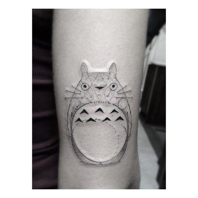 dr_woo_ssc's photo on Instagram | Tatouages | Pinterest