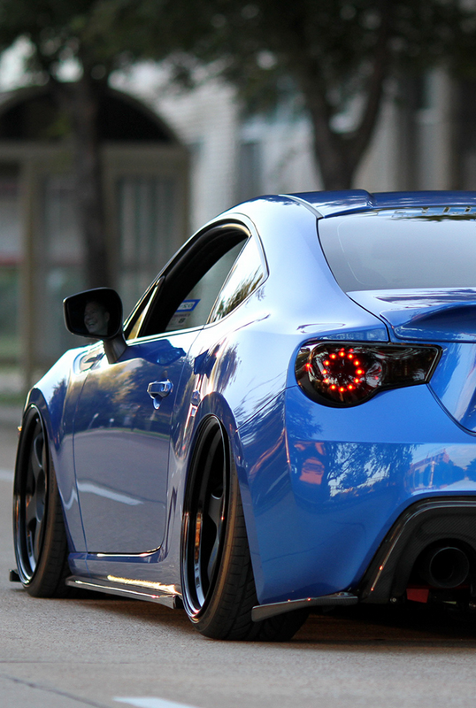 Subaru BRZ @ StanceNation.