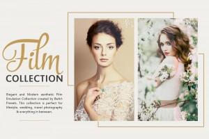 Film Collection: Lightroom Presets, Photoshop Actions and ACR Presets — BeArt Lightroom Presets