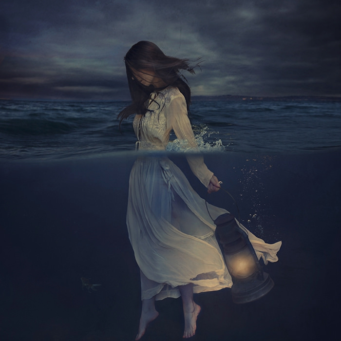 Fine Art Self Portraits by Brooke Shaden