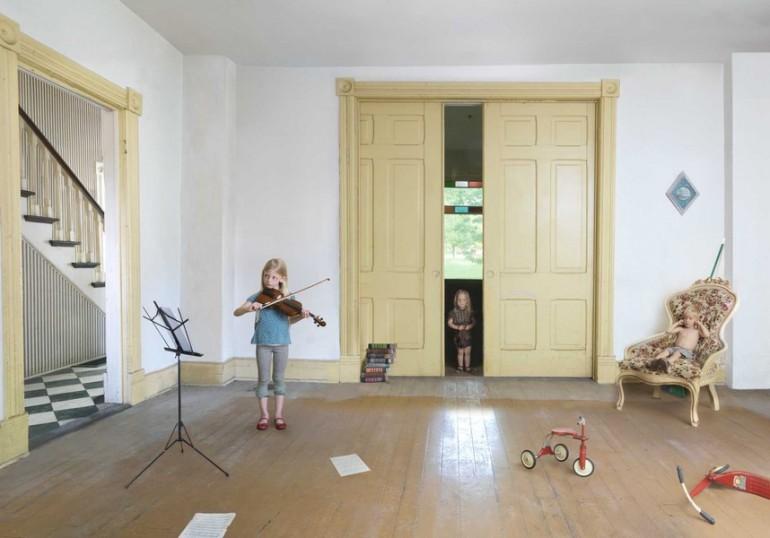 Homegrown by Julie Blackmon
