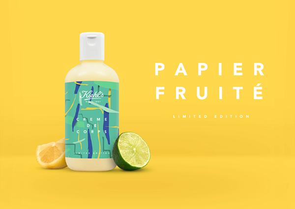 Kiehl's – Papier Fruité