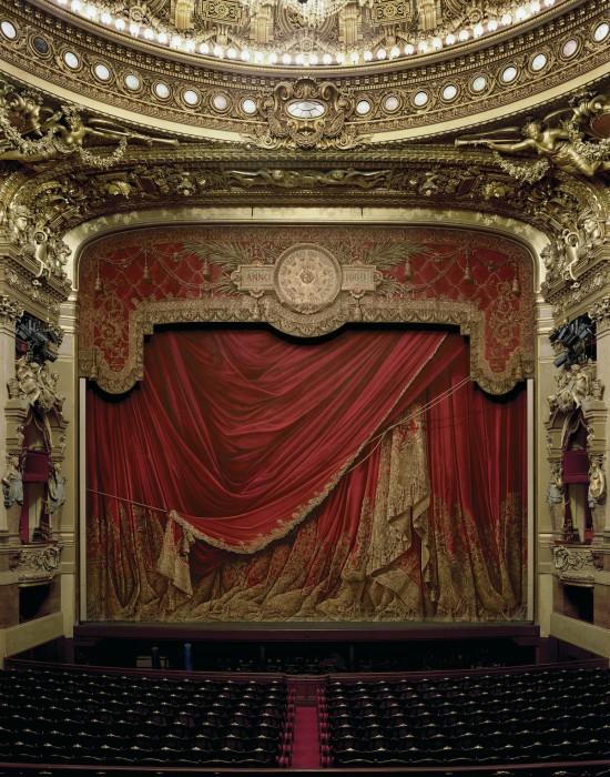 Opera Houses Interiors From Around the World