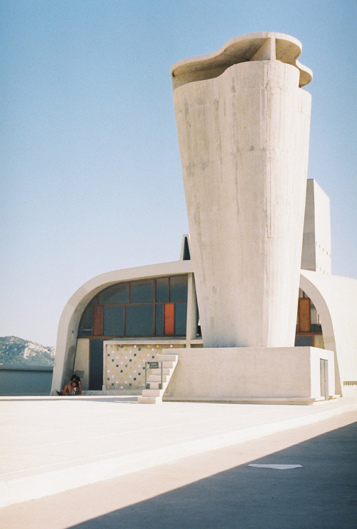 Unités d'habitation, Marseille, France, Le Corbusier, Marseille