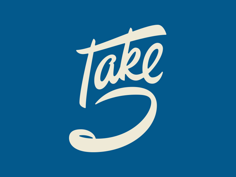 Take 5! by Sean Tulgetske