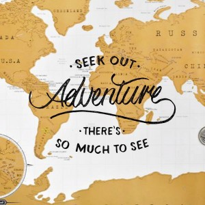 Seek Out Adventure There's So Much To See  tbks