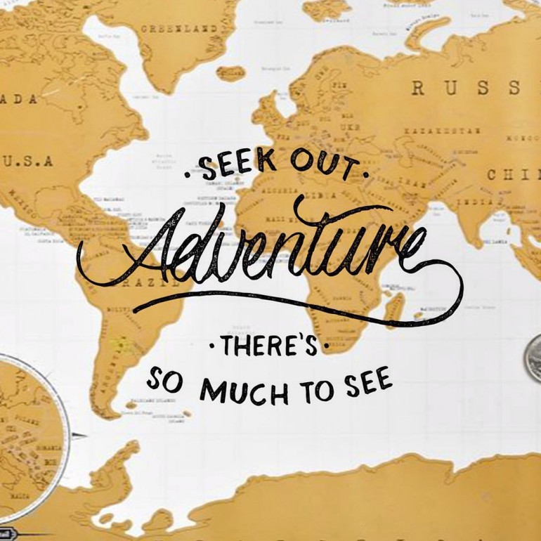 Seek Out Adventure There's So Much To Seetbks