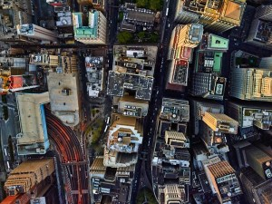 The Breathtaking Aerial Photos of NYC by Jeffrey Milstein
