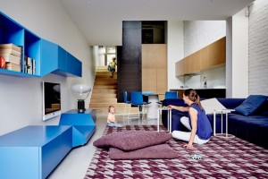 True Blue Terrace by Pleysier Perkins – extension of a Victorian terrace