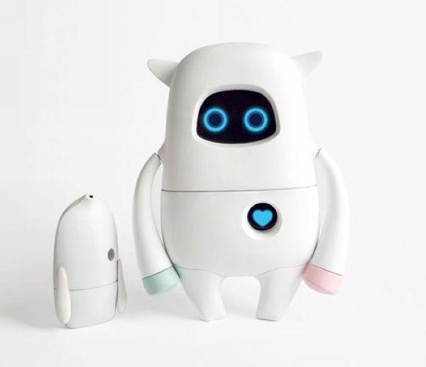 Artificial intelligence robot Musio