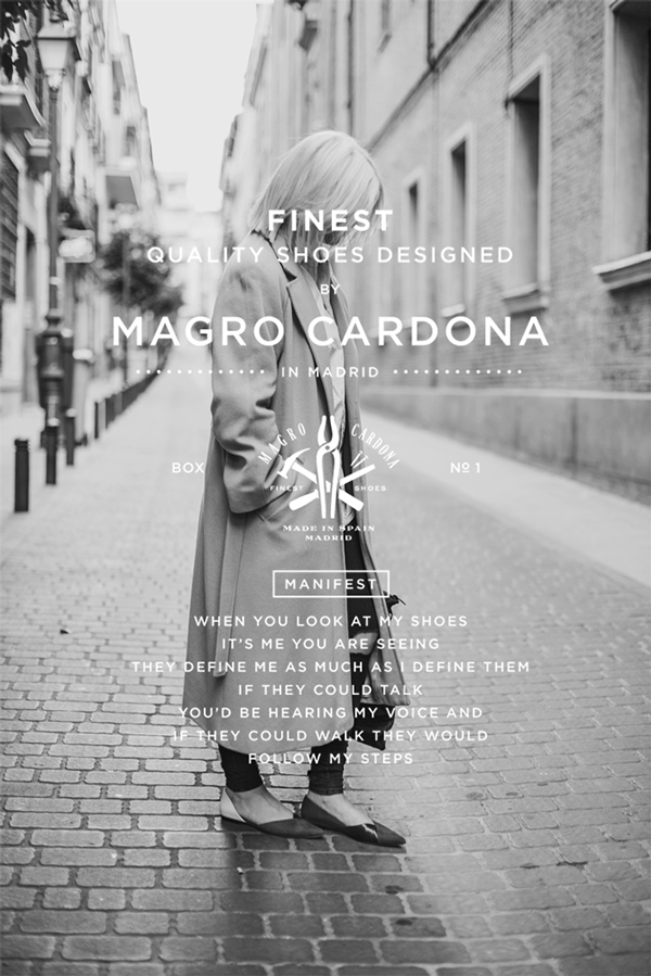 Branding project for Magro Cardona
