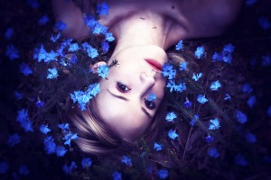Beautiful Self Portraits by Amy Haslehurst