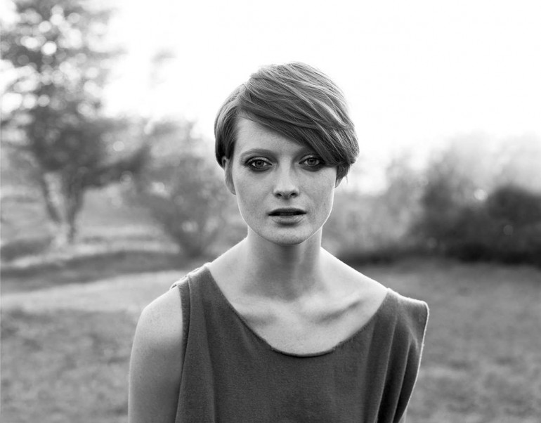Black and White Portraits by Dirk Vogel