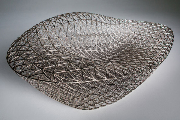 3D printed nest sofa