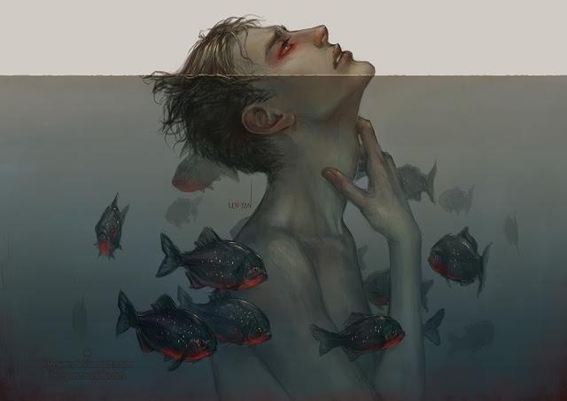Digital Illustrations by Magdalena Pagowska | 2 Illustration Mag