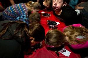 Eat to Win by Nina Berman
