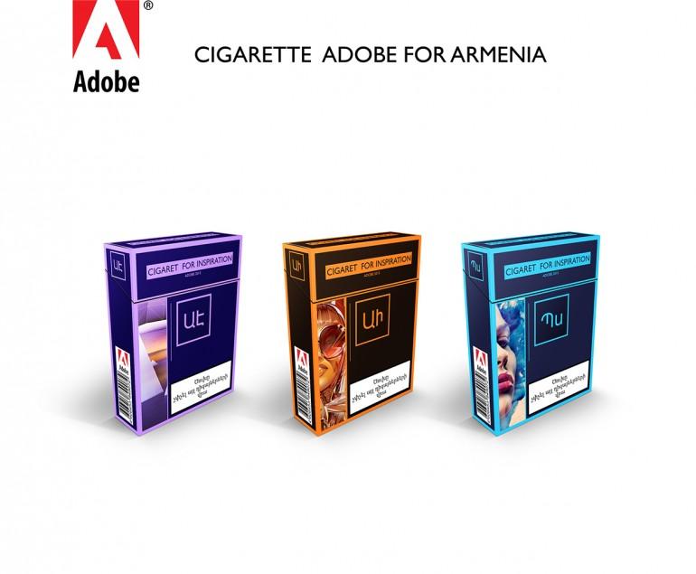 Adobe Cigarette For Inspiration