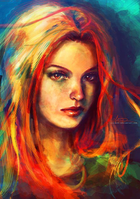 Ginny Weasley | Harry Potter | Pinterest